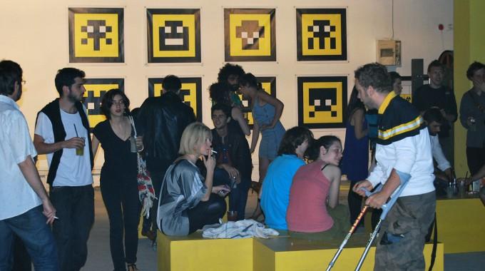 """Retrospective Ventures"" – Solo Exhibition, Istanbul 2010"