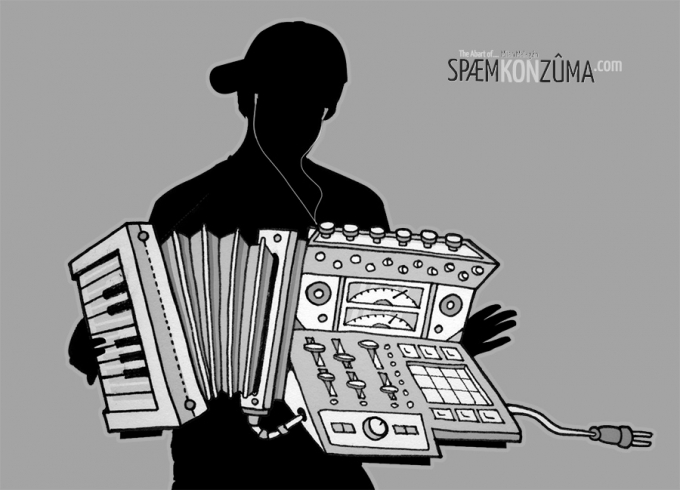 SoundMachines™ Illustrations