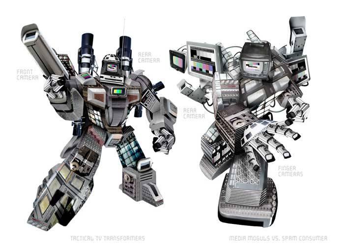 TV Transformers